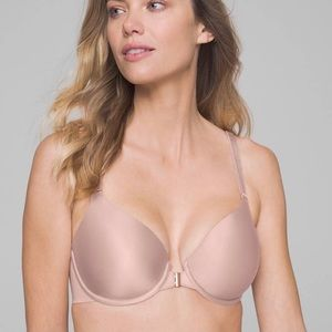 NWT ROSE SOMA Vanishing 360 Unlined Front Clasp